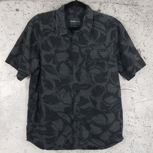 O'NEILL Modern Hawaiian Grey/Blk Small